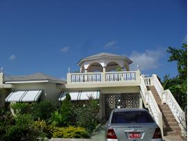 Horizon Villa Retreat Heights Falmouth Trelawny Jamaica