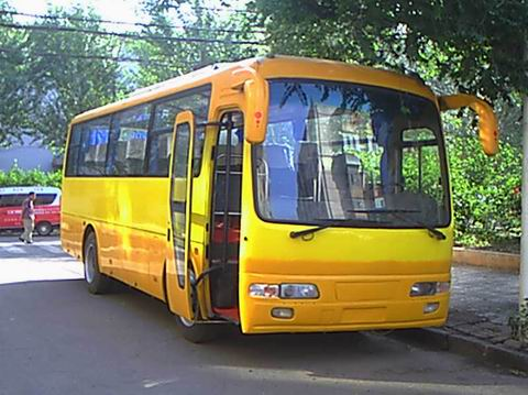 Jamaica Airport Transfers Bus