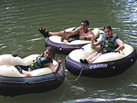 Jungle River Tubing Montego Bay