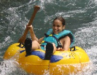 White River Valley Tubing