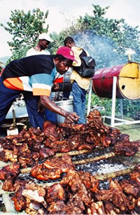 Portland Jerk Festival Port Antonio Attractions Port