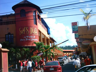 Ocho Rios Shopping Center