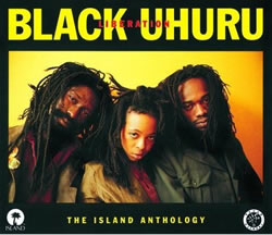 Black Uhuru: Liberation the island anthology