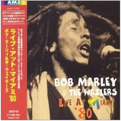 Bob Marley: Live at Miami 1980
