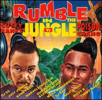 Cutty Ranks: Rumble in the Jungle, Vol. 2