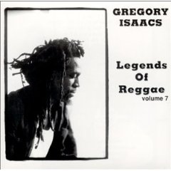 Gregory Isaacs Legends of Reggae, Vol. 7