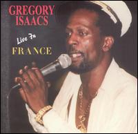 Gregory Isaacs Live in France