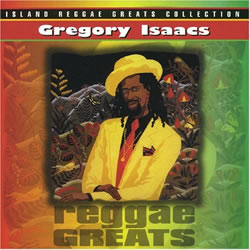 Gregory Isaacs Reggae Greats