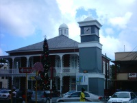 Port Antonio Clock Tower