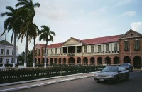 Spanish Town Court House