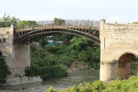 Spanish Town Iron Bridge