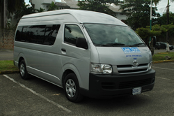 Airport Transfer Bus