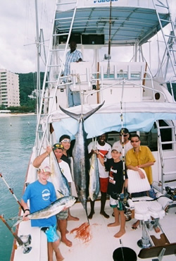 Jamaica Deep Sea Fishing