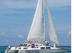 Freestyle Sailing Cruise