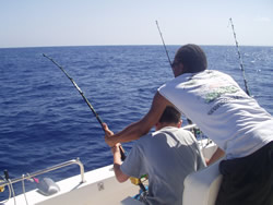 Negril deep sea fishing charter sports fishing in negril for Deep sea fishing long beach