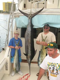 Ocho rios deep sea fishing charter sports fishing in for Deep sea fishing jamaica