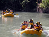 Caliche Rainforest and Canyon White Water Rafting