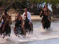 Horseback Ride 'n' Swim Montego Bay