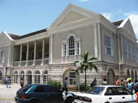 Montego Bay Old Court House
