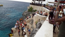 Ricks Cafe Cliff Diving