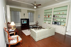 Liberty Hill Family Room