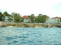 Coral Seas Cliff Side Resorts Hotel