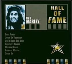 Bob Marley: Hall of Fame