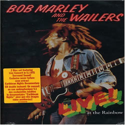 Bob Marley: Live! At the Rainbow DVD