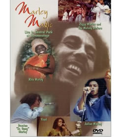 Bob Marley: Reggae Magic