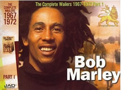 Bob Marley: The Complete Bob Marley & the Wailers 1967–1972, Pt. 1