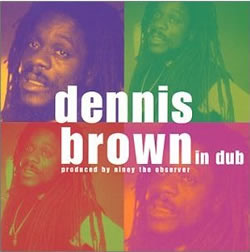 Dennis Brown: Dennis Brown In Dub