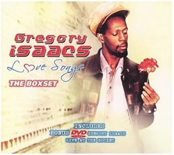 Gregory Isaacs Love Songs