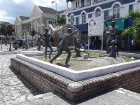 Sam Sharpe Square